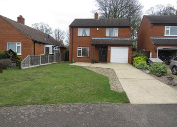 Thumbnail 4 bedroom detached house for sale in Old Hall Drive, Dersingham, King's Lynn