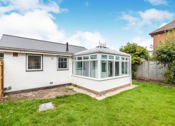 Thumbnail 1 bedroom bungalow for sale in Franklynn Road, Haywards Heath