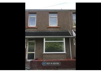 Thumbnail 3 bed terraced house to rent in Western Terrace, Landore, Swansea