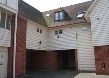 Thumbnail 1 bed town house to rent in Victoria Yard, Victoria Row, Canterbury