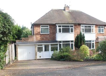 Thumbnail 3 bed semi-detached house for sale in Kingsley Road, Kingswinford