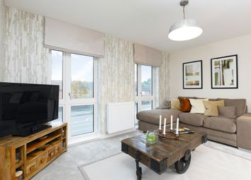 Thumbnail 3 bed duplex for sale in Jubilee Avenue, London