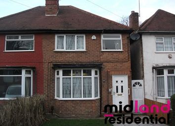 Thumbnail 3 bed semi-detached house for sale in Grosvenor Road, Handsworth
