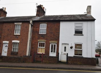Thumbnail 2 bed terraced house for sale in Verulam Road, Hitchin, Hertfordshire