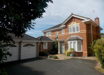 Thumbnail 4 bed property for sale in Geoffrey Chaucer Walk, Droitwich