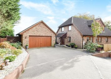 Thumbnail 5 bed detached house for sale in The Poplars, Leybourne Gardens, St. Leonards-On-Sea