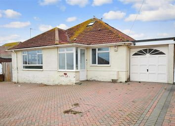 Thumbnail 4 bed detached bungalow for sale in Slindon Avenue, Peacehaven, East Sussex