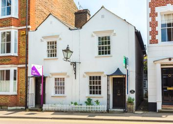 Thumbnail 1 bed cottage for sale in Castle Mews, Chapel Street, Berkhamsted