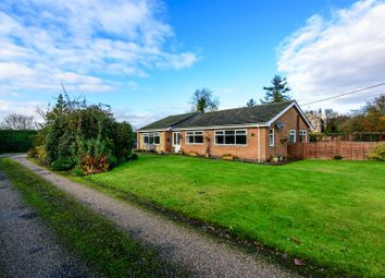 Thumbnail 4 bed bungalow for sale in Goosemuck Lane, Sibsey, Boston