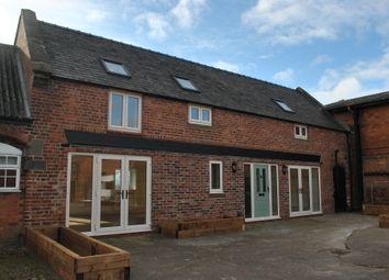 Thumbnail 3 bed barn conversion to rent in Duckington, Malpas, Cheshire