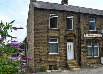 Thumbnail 3 bed terraced house for sale in Blackmoorfoot Road, Crosland Moor, Huddersfield
