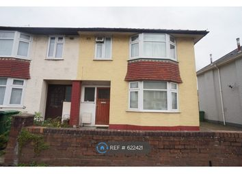 Thumbnail 3 bed semi-detached house to rent in Caerphilly Rd, Cardif