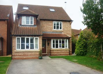 Thumbnail 5 bed detached house to rent in Manor House Drive, North Muskham, Newark