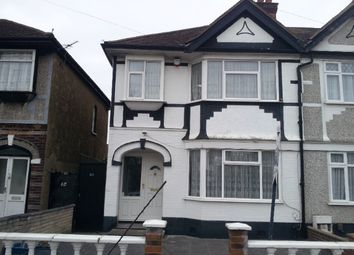 Thumbnail 3 bed end terrace house to rent in Huxley Drive, Goodmayes, Romford