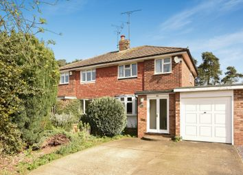 Thumbnail 2 bedroom semi-detached house for sale in Antrim Road, Woodley, Reading