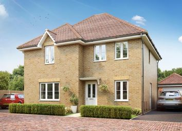 "Thumbnail 4 bed detached house for sale in ""Radleigh"" at Dorman Avenue North, Aylesham, Canterbury"