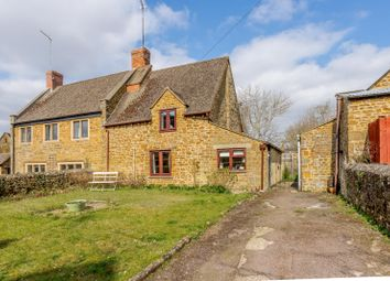 Thumbnail 1 bed semi-detached house for sale in Parsons Street, Adderbury, Banbury, Oxfordshire