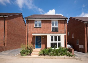 Thumbnail 4 bed detached house to rent in Square Leaze, Patchway, Bristol