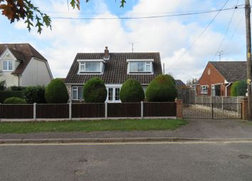 Thumbnail 3 bedroom detached bungalow for sale in Willoughby Avenue, West Mersea, Colchester