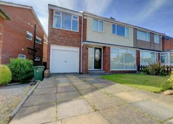 Thumbnail 4 bedroom semi-detached house for sale in Southlands, Eighton Banks, Gateshead