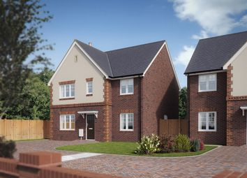 """4 bed detached house for sale in """"The Corfe """" at Forge Wood, Crawley RH10"""