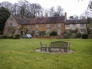 Thumbnail 2 bed cottage to rent in The Old Rectory, Avon Dassett
