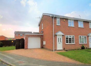 Thumbnail 2 bed semi-detached house for sale in Tamar Grove, Stafford