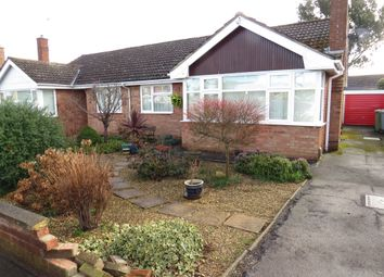 Thumbnail 2 bed semi-detached bungalow for sale in Sandcliffe Road, Grantham