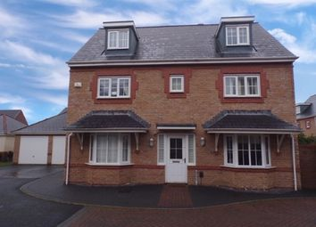 Thumbnail 5 bedroom detached house for sale in Scholars Drive, Caerdydd, Penylan
