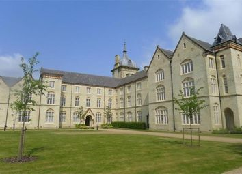 Thumbnail 2 bedroom flat for sale in Huntingdon Wing, Fairfield Hall, Kingsley Avenue, Fairfield, Herts