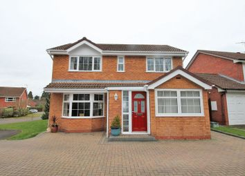 Thumbnail 5 bed detached house for sale in Steeple Close, Barnwood, Gloucester