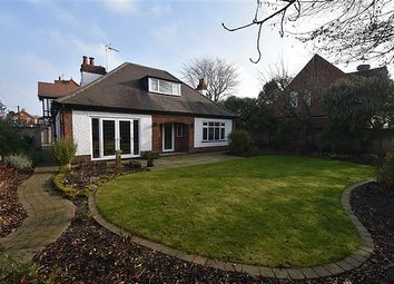 Thumbnail 4 bed bungalow for sale in Bramcote Road, Beeston