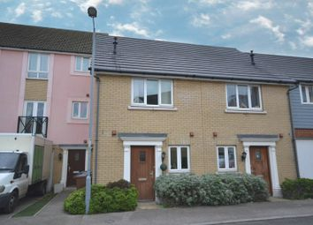 Thumbnail 2 bedroom terraced house to rent in Saturn Road, Blakenham Park, Ipswich