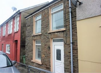 Thumbnail 2 bed end terrace house for sale in Bailey Street, Bargoed