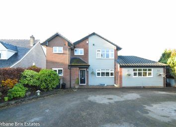 Thumbnail 4 bed detached house for sale in London Road Woore, Crewe