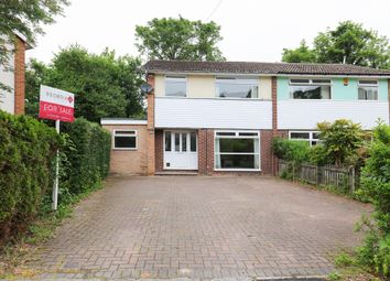 Thumbnail 4 bed semi-detached house for sale in Brinkburn Drive, Totley Rise, Sheffield