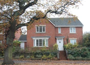 Thumbnail 4 bed detached house for sale in Monkspath Hall Road, Solihull