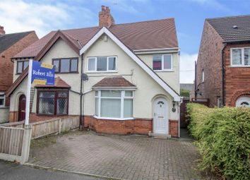 Thumbnail 3 bed semi-detached house for sale in Victor Crescent, Sandiacre, Nottingham