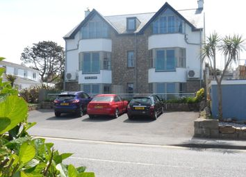 Thumbnail 2 bed flat for sale in Fourseasons Apartments, St. Ives Road, Carbis Bay, St. Ives