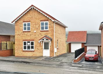 Thumbnail 3 bed semi-detached house for sale in Plot 26(Po 19) Dolydd Pentrosfa, Llandrindod Wells