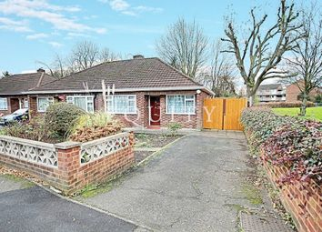 Thumbnail 2 bed semi-detached bungalow for sale in Turkey Street, Enfield