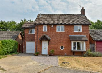 Thumbnail 5 bed detached house for sale in Gildale, Werrington, Peterborough