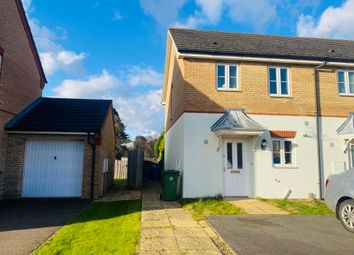 2 bed terraced house to rent in St. Bedes Drive, Boston PE21