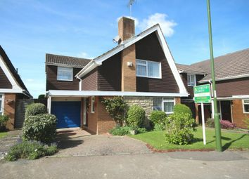Thumbnail 3 bedroom detached house for sale in Downsview Road, Horsham