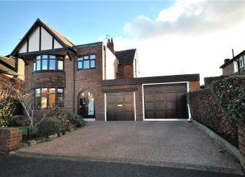 Thumbnail 4 bedroom detached house for sale in Kepstorn Road, West Park, Leeds