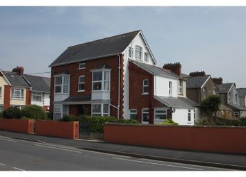 Thumbnail 4 bed semi-detached house for sale in St. Georges Road, Barnstaple