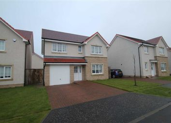 Thumbnail 4 bed detached house for sale in Penicuik Drive, Carntyne, Glasgow