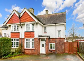 Thumbnail 4 bed semi-detached house for sale in Field View, Feltham