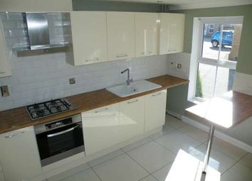 Thumbnail 3 bed semi-detached house to rent in Baldwin Drive, Woodston, Peterborough