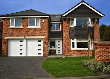 Thumbnail 5 bed detached house for sale in Bridge View Close, Longton, Preston